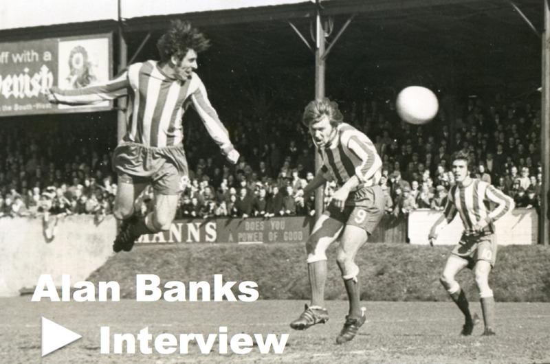 Alan Banks Interview
