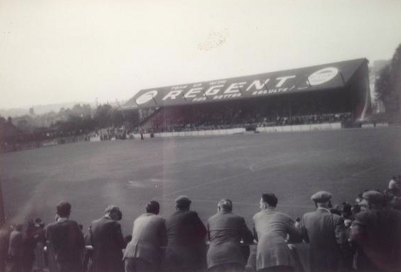 Old Grandstand Photo's | 1950s