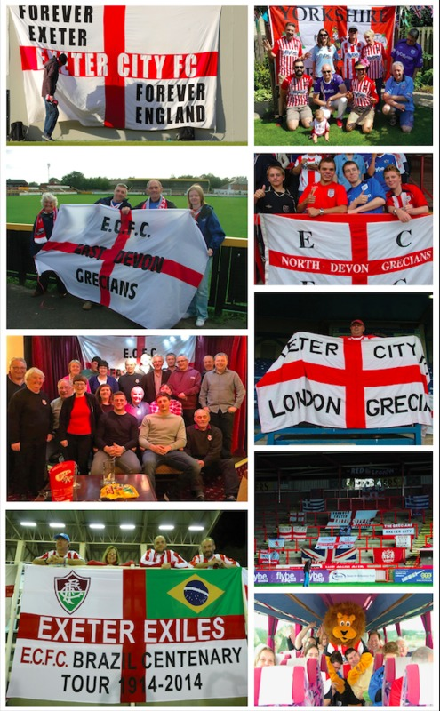 ECFC DNA | Supporters Groups