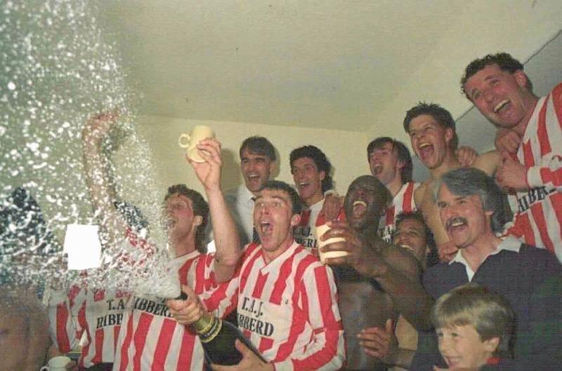 Champions 1990 | Celebration Photos