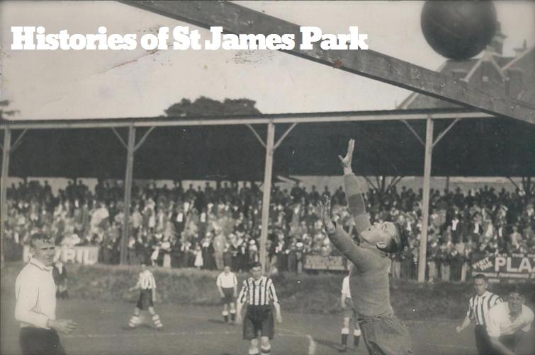 Histories of St James Park