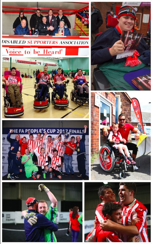 ECFC DNA | Disability and Football