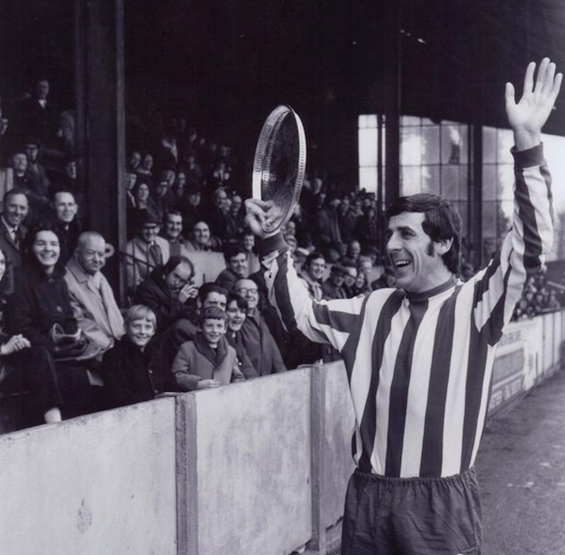 Old Grandstand Photo's | Alan Banks