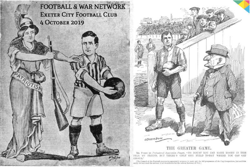 Football & War Network   Aidan Hamilton