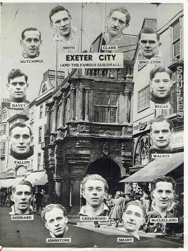 ECFC Museum Trust   Photo Exhibit 2020   Post-War