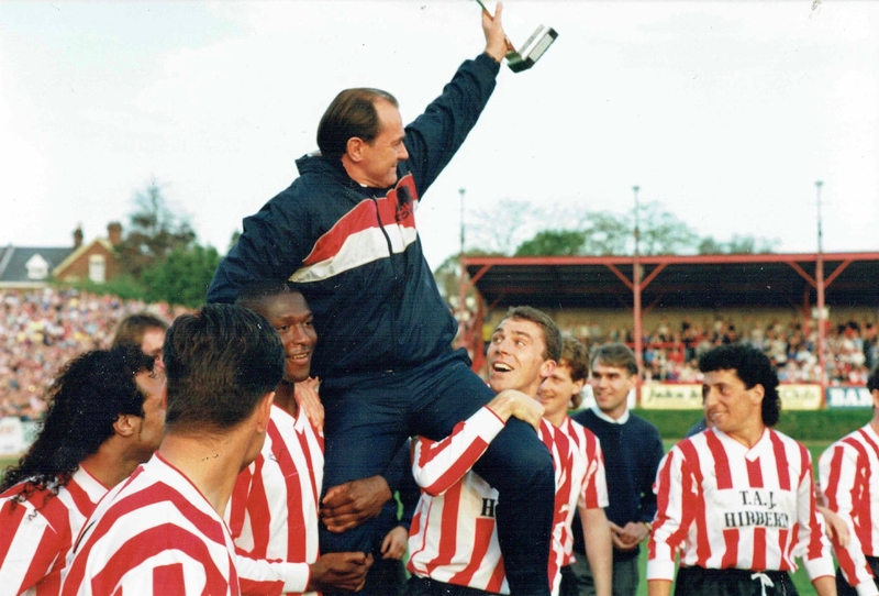 ECFC Museum Trust | Photo Exhibit 2020 | 1990s