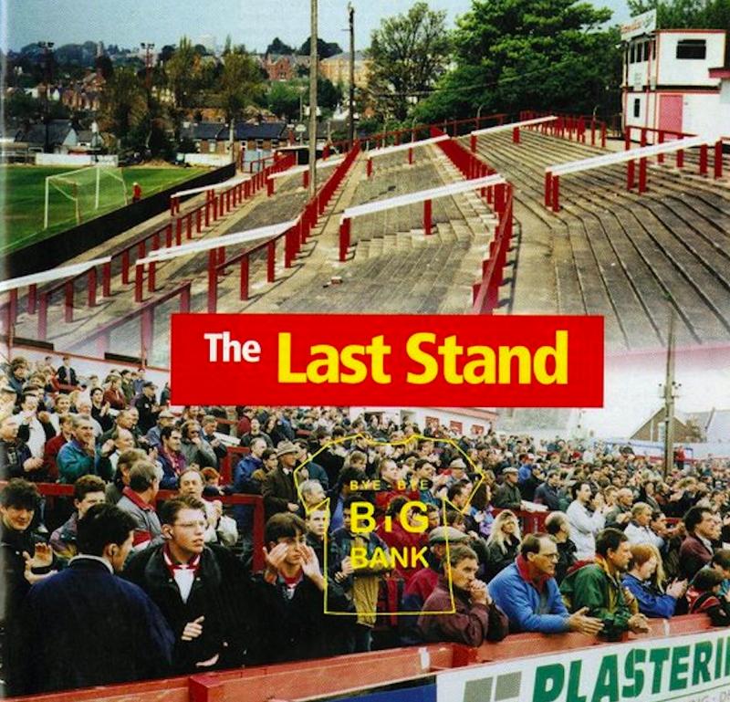 Big Bank Photo's | The Last Stand