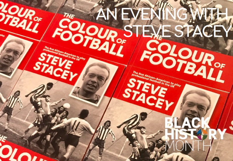 Steve Stacey | The Colour of Football
