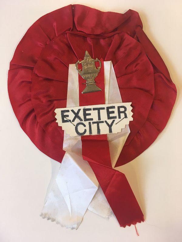 Exeter City rosette
