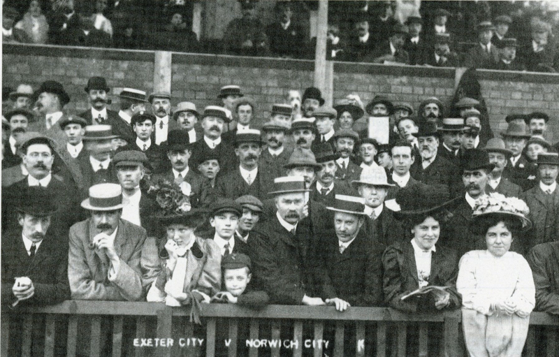 Exeter City Fans, 1908