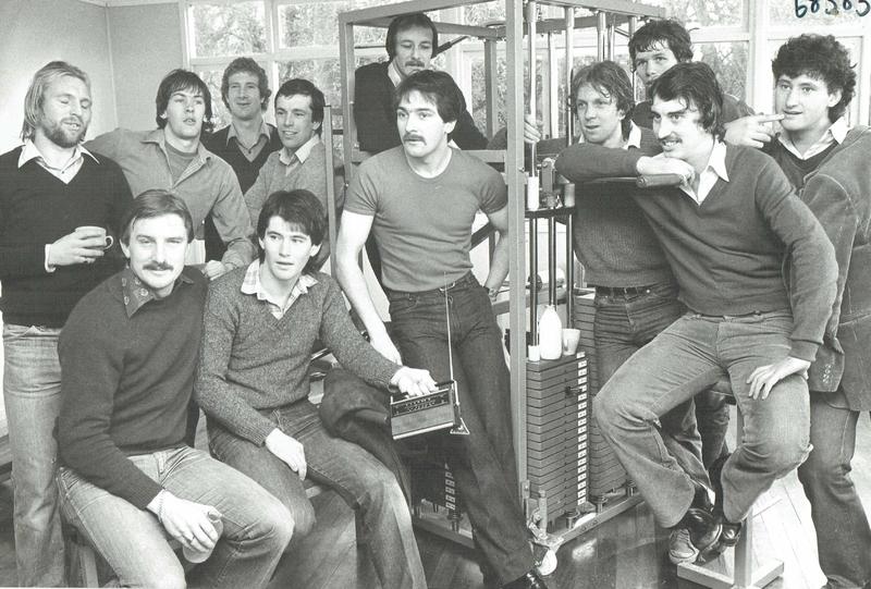 ECFC Museum Trust   Photo Exhibit 2020   1980s
