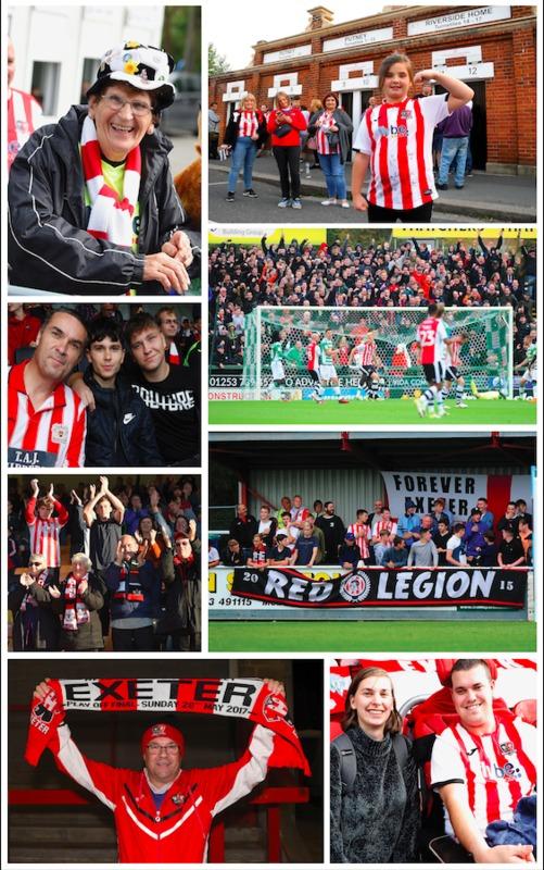 ECFC DNA | Away Fans