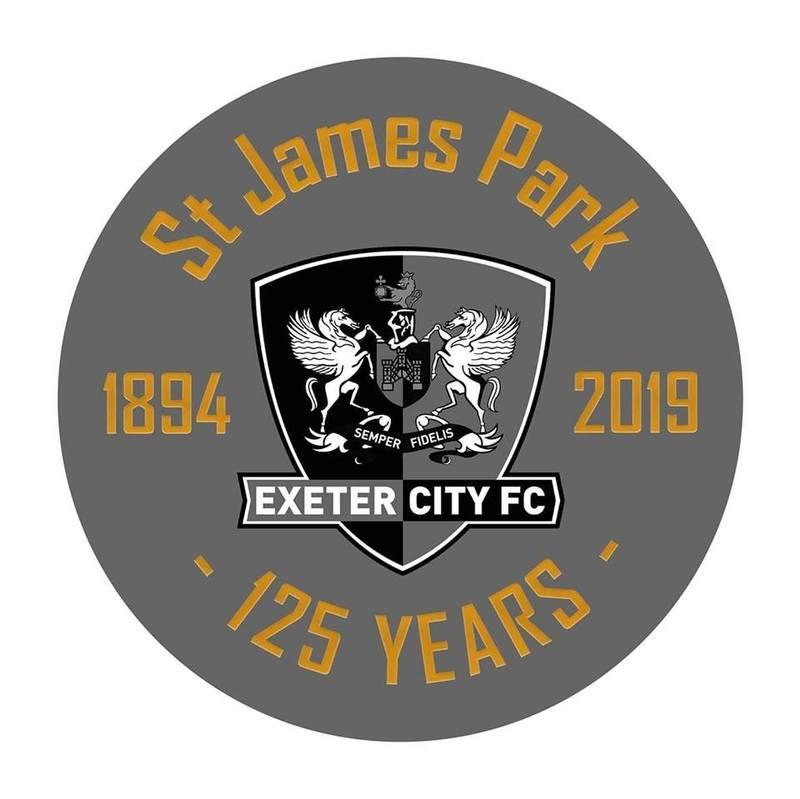 St James Park 125