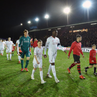 Liverpool 2016<br /> Exeter City v Liverpool, FA Cup 3rd Round, 2016