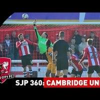 SJP 360 Cambridge United (2016)