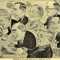 ECFC Supporters Caricatures