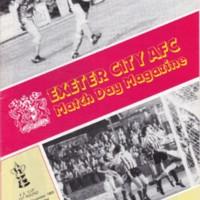 ECFC v Cardiff City | November 1985