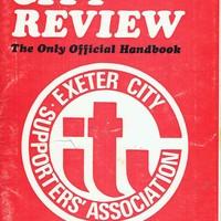City Review | Official Handbook | 1973/74