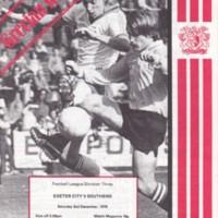 ECFC v Southend | 1978