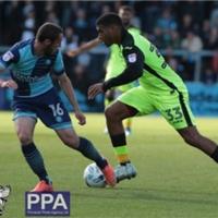 (01/10/2016) Wycombe 1 Exeter City 0