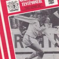 ECFC v Nottingham Forest Nicky Jennings Testimonial | 1979