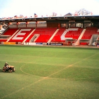 Main Stand Photo's
