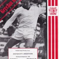 ECFC v Brentford | 1978