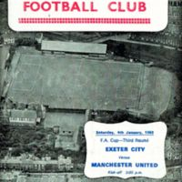 FA Cup Programme | Manchester United (1969)