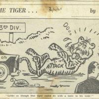 Tame Tiger