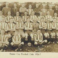 ECFC Squad Photograph, 1926-27