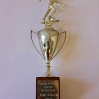 Tony Kellow's Player of the Year Award