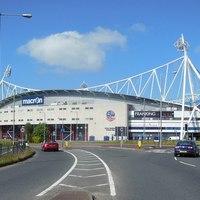 Bolton Wanderers - Macron Stadium