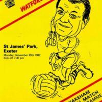 Testimonial Programme | Pat Wakeham
