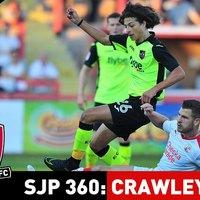 SJP 360 Crawley Town (2016)