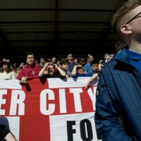 Looking at Football, by Peter Robinson