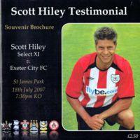 Testimonial Programme | Scott Hiley