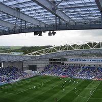 Brighton & Hove Albion - The American Express Community Stadium