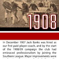ECFC Museum | Historic Timeline