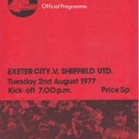 Sheffield United (Friendly)