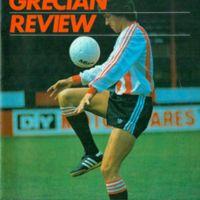 FA Cup Programme | Newcastle United (1981)