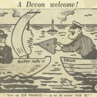 A Devon Welcome