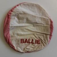 Alan Ball flat cap