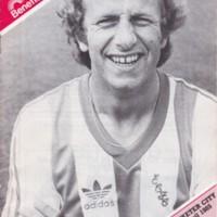 Jimmy Giles Testimonial | ECFC v Invitation XI | April 1985