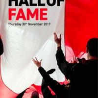 Hall of Fame 2017   Programme