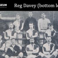 Reg Davey